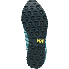 Helly Hansen Vardapeak V2 Chaussures Femme, deep lagoon/glacier blue/yellow pear